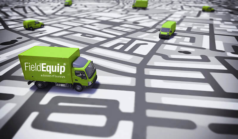 Optimize Route for Package Delivery Van