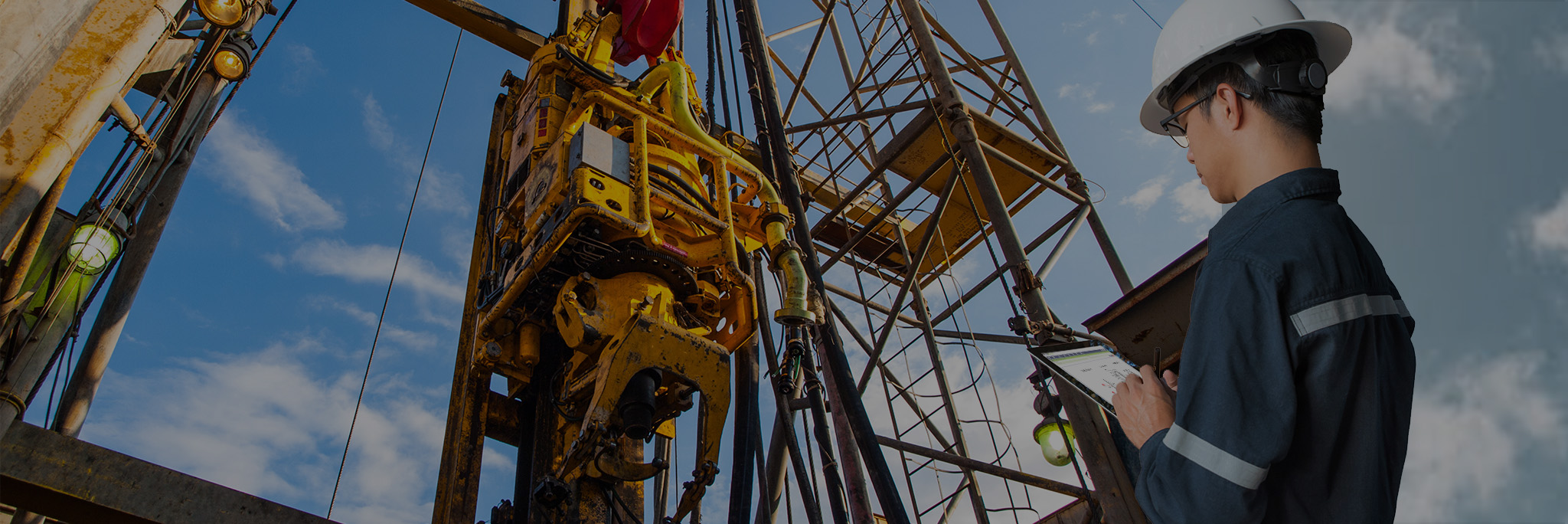 Drilling Rig Mast Inspection