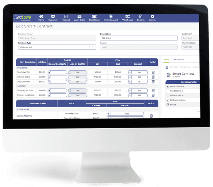 Optimize Machine Availability with package delivery software