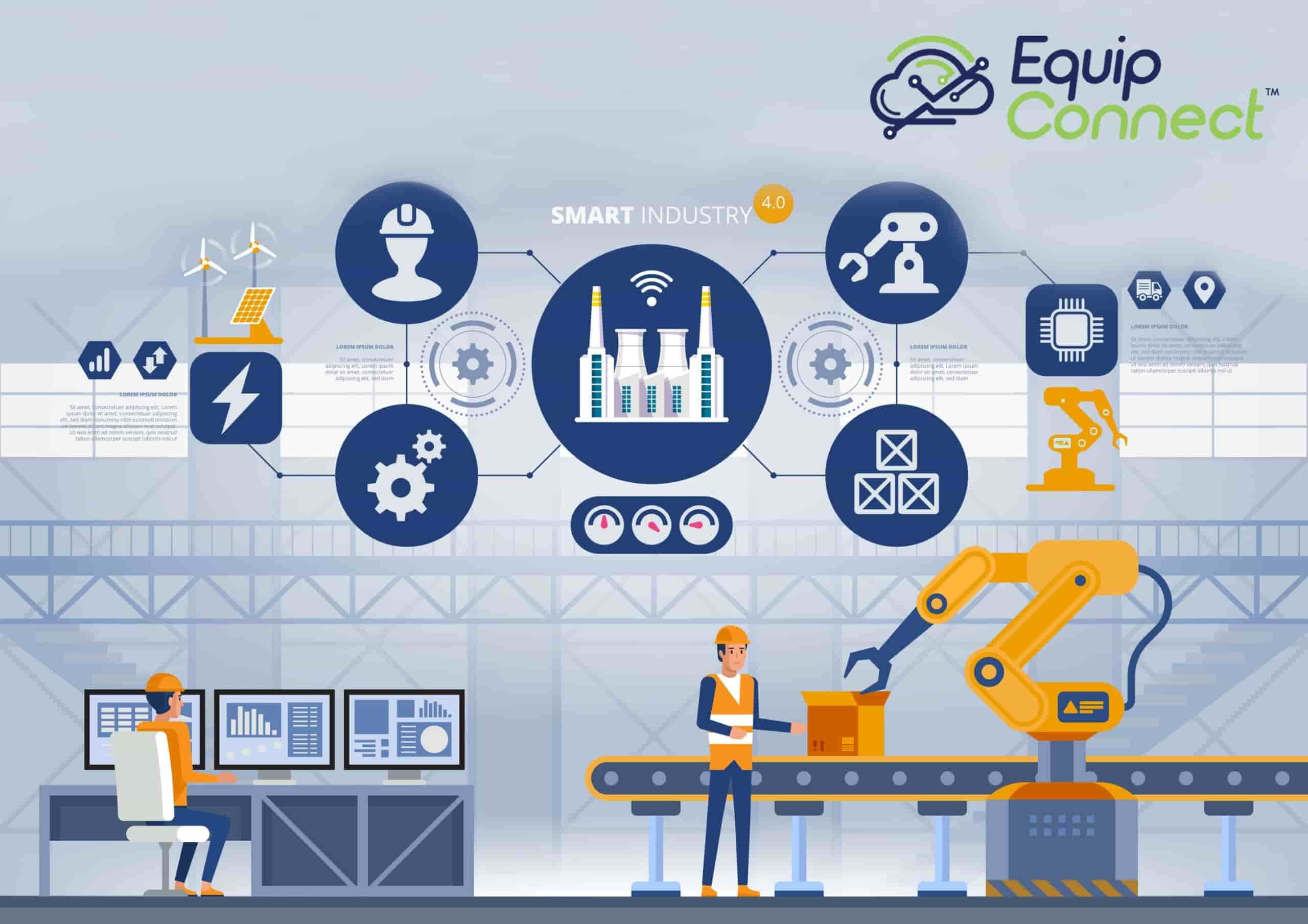 IoT Monitoring Software for Smart Industry