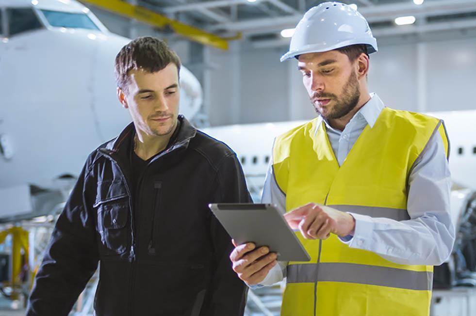 Aviation Field Service Management Software