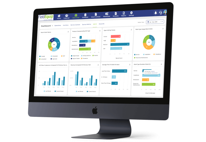 Field Service Reporting Software