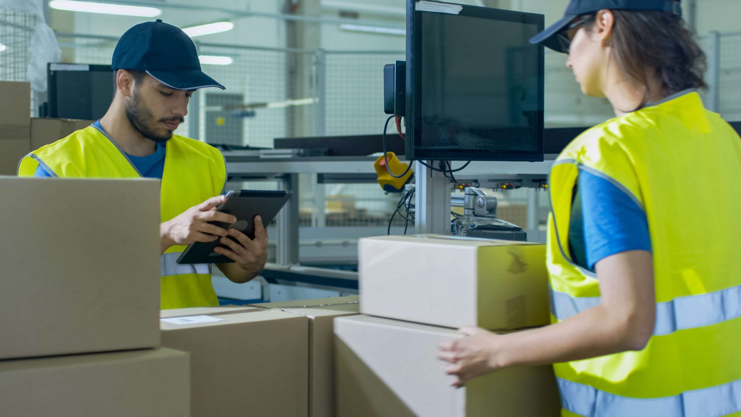 Postal field service software