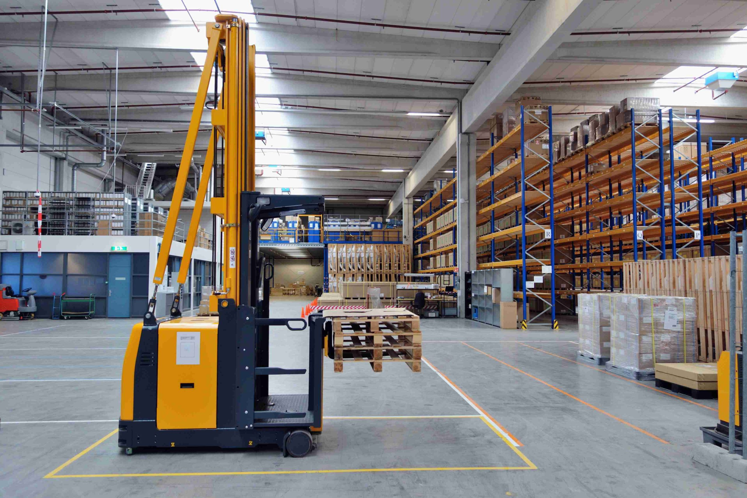 Warehouse And Fulfillment Automation